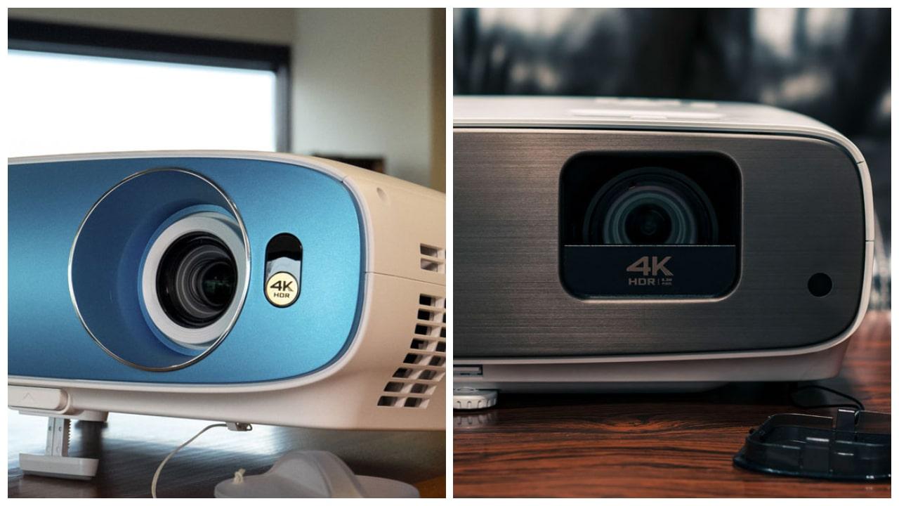 Benq TK800 vs HT3550 (2021): Side by Side Comparison