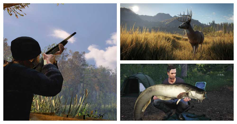 12 Best Hunting Games for PS4 [Update 2021]