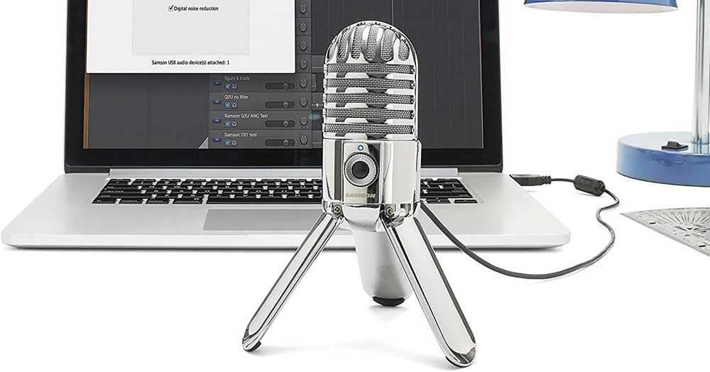 Samson Meteor Mic Review (2020): Loved the Robotic Look!