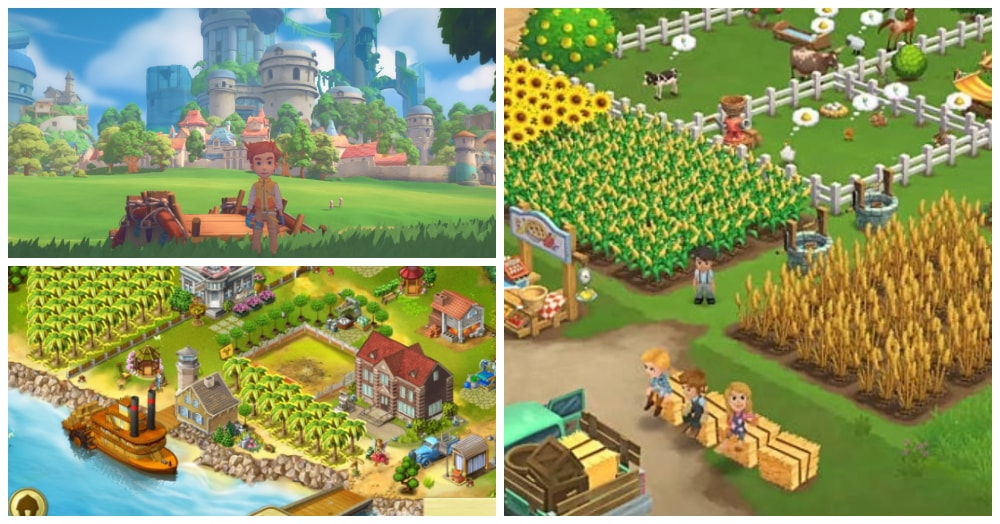 12 Best Farming Games for PC [Update 2021]