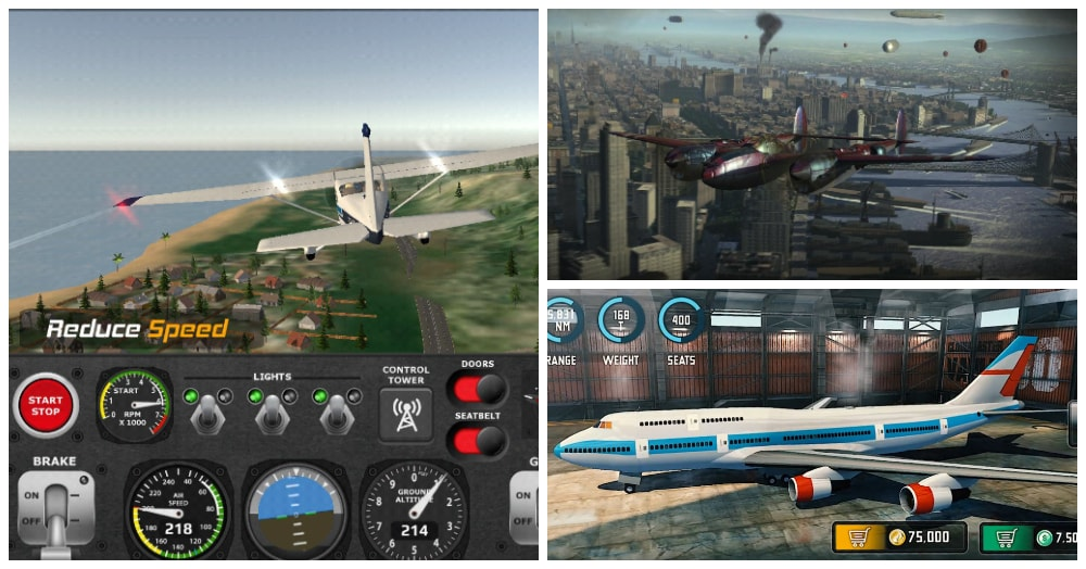 12 Best Flight Simulator Games for PC [Update 2021]