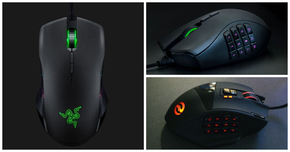 11 Best Silent Gaming Mouse Reviews [Update 2021]
