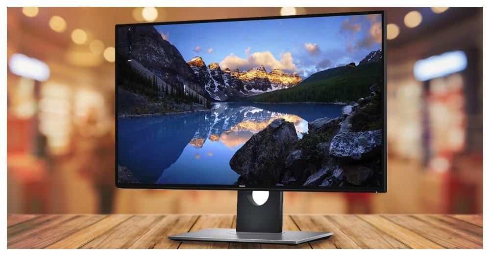 Dell U2718Q Review (2020): Super Thin Bezel