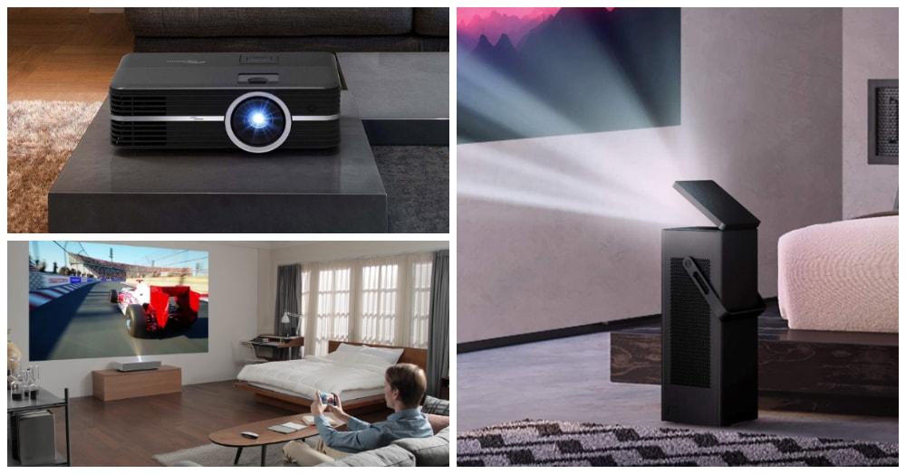 10 Best 4k Projectors for Gaming [Update 2020]