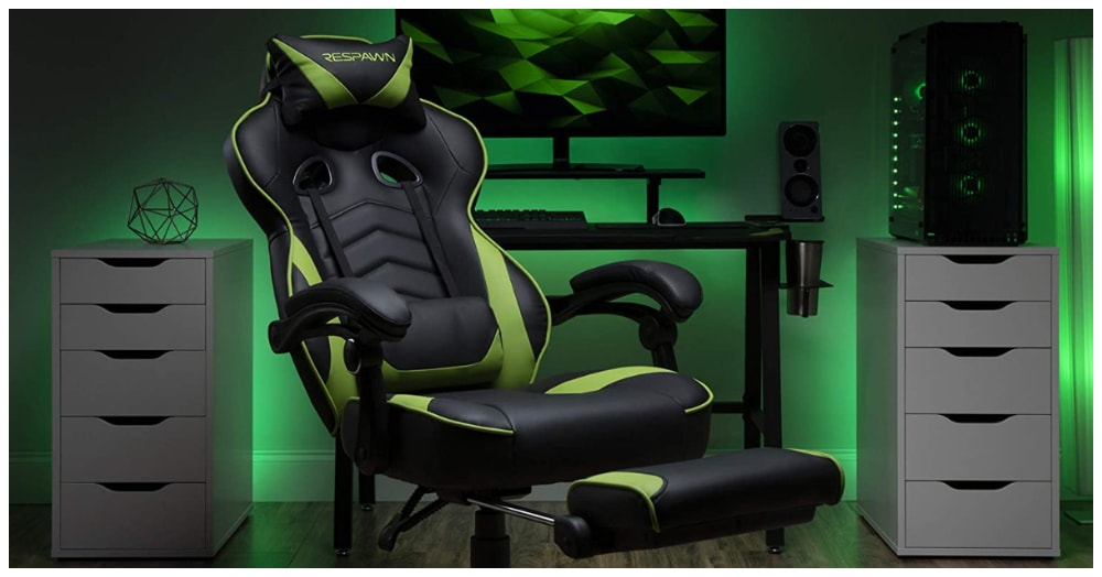 7 Green Gaming Chair Reviews [Update 2020]