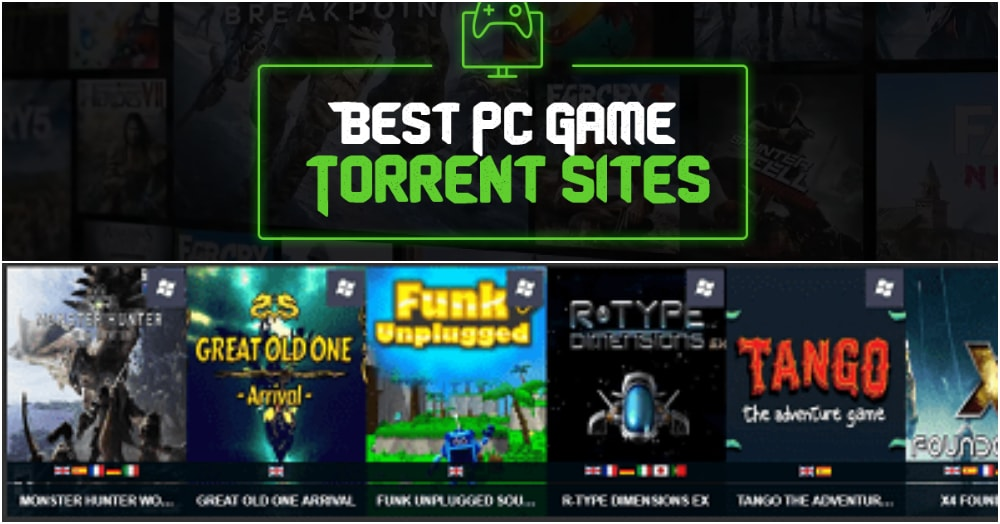 13 Best Torrent Sites for Games in 2021 (Fast and Legit)