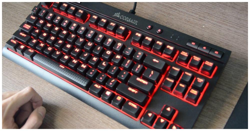 Corsair K63 Keyboard Review (2020)