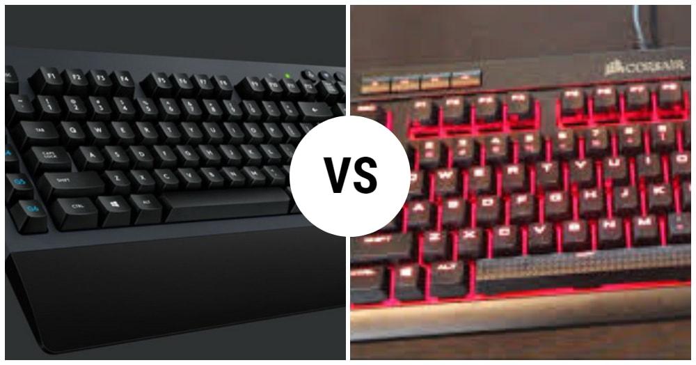 Logitech G613 vs Corsair K63 Comparison (2020)